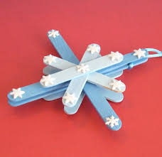 snowflake here u0027s the miniature ornament beside the real thing
