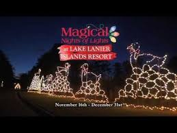 discounts magical nights of lights winter adventure at lake