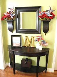 Entryway Accent Table Accent Mirrors Entryway Amlvideo Com Marvellous Mirror Ideas