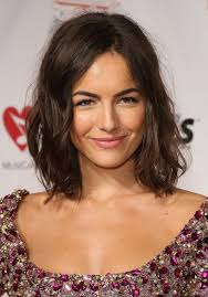 hairstyles for thin slightly wavy hair 22 medium length hairdos perfect for thick or thin hair