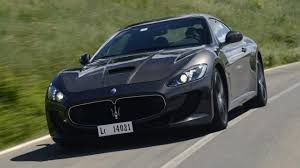 maserati granturismo blacked out 2017 maserati granturismo review top gear