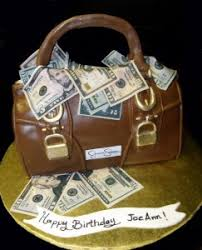 money cake designs purse cake w edible money lj designs