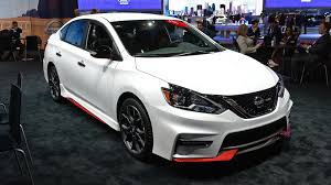 Nissan Sentra Nismo Interior 2017 Nissan Sentra Nismo Is A Modern Take On The Se R Autoblog