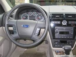 2007 ford fusion se 2007 ford fusion information and photos momentcar