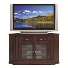 Tall Corner Tv Cabinet Furniture Tall Corner Tv Cabinet For Flat Screen With Glass And
