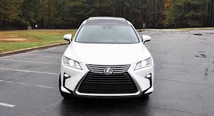 lexus rx 350 off road first drive videos 2016 lexus rx350 and rx450h f sport