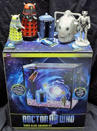 new doctor who aquatic decor updated merchandise guide the