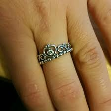 ring size 9 pandora my princess ring size 6 pandora rings ring and