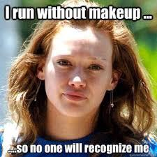 Too Much Makeup Meme - girl with no makeup meme vizitmir com