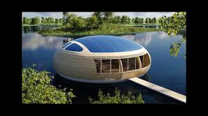 Friday Floatwing by Space Age Houseboat On The Water Youtube