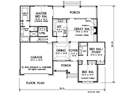 home plan the greensboro by donald a gardner architects