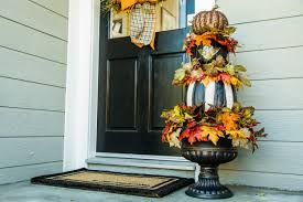 Front Porch Topiary How To Home U0026 Family Diy Pumpkin Topiary Hallmark Channel