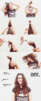 do it yourself haircuts for women how to cut your own hair straight youtube diy haircuts