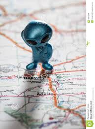Roswell New Mexico Map by Roswell New Mexico Stock Photo Image 49662218