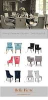 types of dining chairs to suit your interior u2013 belle fierté