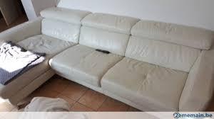 vendre un canapé a vendre canapé d angle en cuir de vachette a vendre 2ememain be