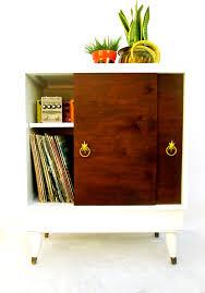 mid century modern kitchen hardware mid century modern cabinet record storage bar reliquary
