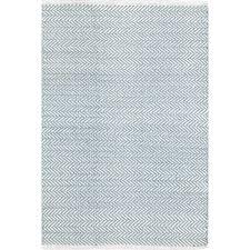 herringbone dove grey woven cotton rug dash u0026 albert