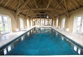 another barn converted into an amazing swimming pool pole barn