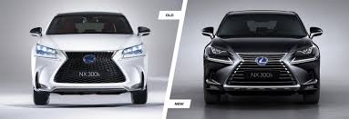 does new lexus rx model come out 2018 lexus nx facelift price specs and release date carwow