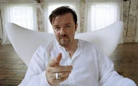 ricky gervais obviously