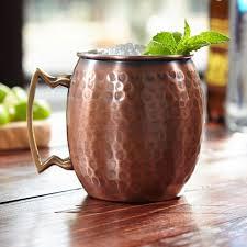 moscow mule mugs hammered moscow mule mug