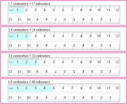 a metric ruler worksheet