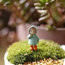 wholesale home decor suppliers canada cute mini figurines miniature resin crafts ornament fairy