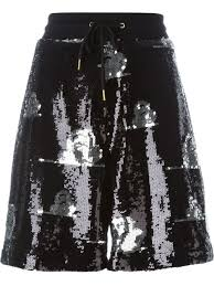 joyrich statue of liberty print shorts women clothing short w