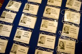 name tags for reunions still going steady class reunion ideas october and 50th