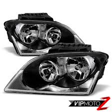 2004 2005 2006 chrysler pacifica factory style headlights headlamp