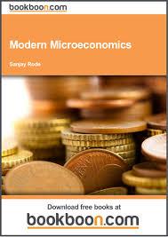 modern microeconomics