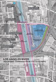 design bureau inspiring dialogue on 7 firms reveal plans for los angeles river revitalization archdaily