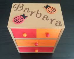 girl jewelry box personalized kids jewelry box etsy