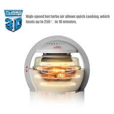 hometech 1200w 13l air fryer deep fat free frying healthy no oil