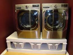 Pedestal Washing Machine Useful Laundry Pedestal In Your Laundry Room Wearefound Home Design