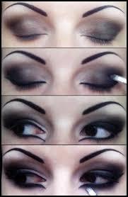 step by step y smokey eye