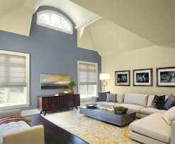 three tone metallic ceiling finish with modern masters paint
