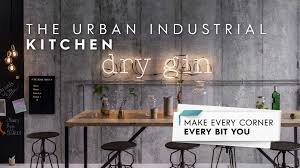 how to urban industrial kitchen youtube
