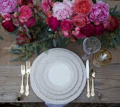 Home Goods Holiday Decor 5 Elegant And Easy Ideas For Your Holiday Table