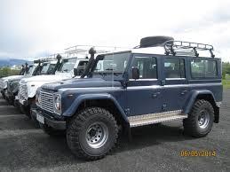 toyota land rover defender land rover defender 110 4wd iceland 4x4 car rental rooftop
