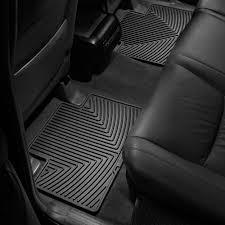 lexus brand floor mats weathertech w136 all weather 2nd row black floor mats