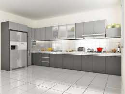 modern grey kitchen 4 important tips for planning and creating of kitchen set
