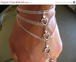 ring bracelet chain silver images Exclusive idea silver slave bracelet hand chain ring zoom with uk jpg