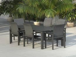 Homecrest Patio Furniture Covers - homecrest elements aluminum low back dining chair 51370