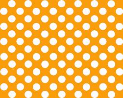 orange polka dot background free stock photo domain pictures