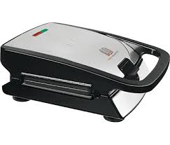 Round Sandwich Toaster Tefal Snack Collection Sw853d12