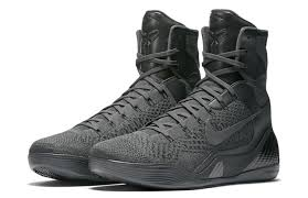 nike bryant black mamba pack official images complex