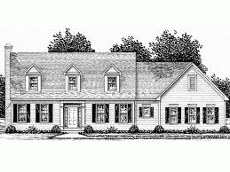 2 story 2660 square foot ready to build house plan from