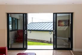 Aluminum Patio Door 4 Panel Anthracite Grey Aluminium Patio Door Windows Pinterest